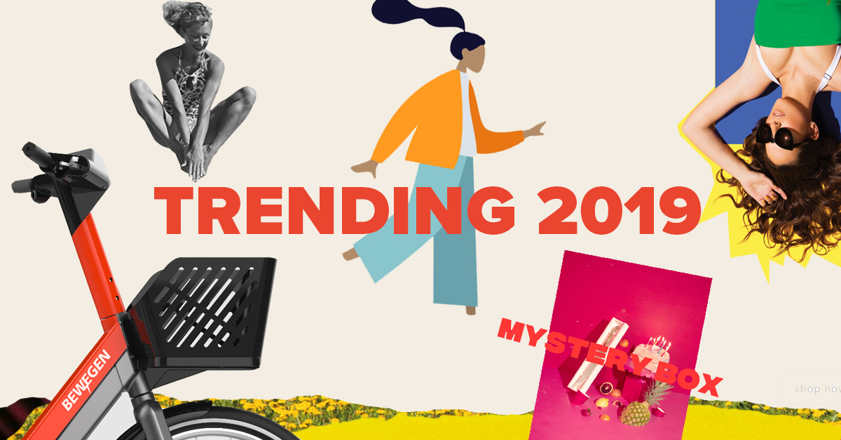 Website trends to watch for in 2019