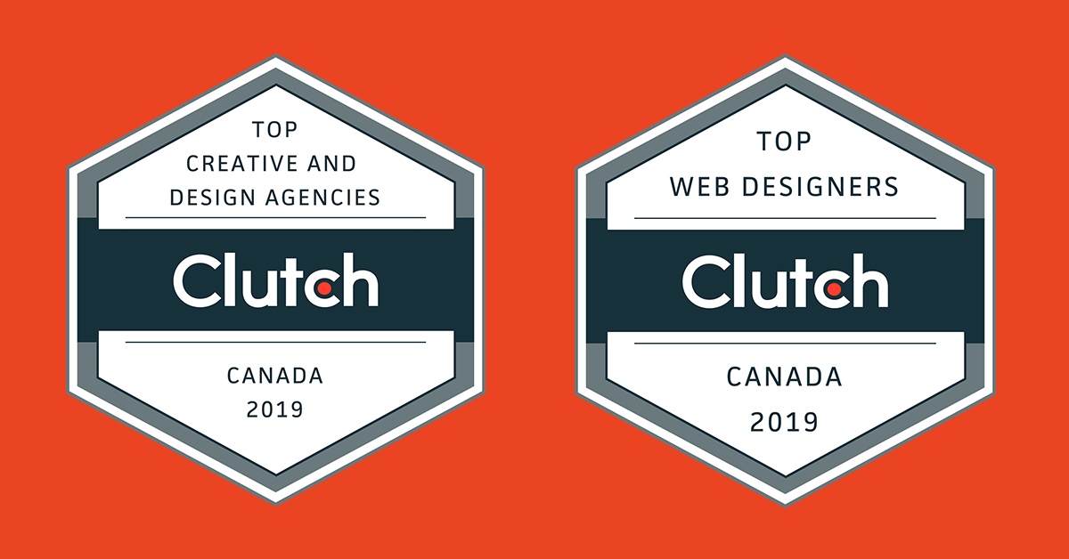 pb+j Recognized as a Leading Creative & Design Firm in Canada!